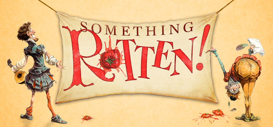 Theatre Three presents Something Rotten